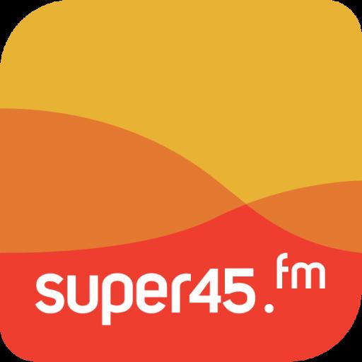 logo super45.fm mobile